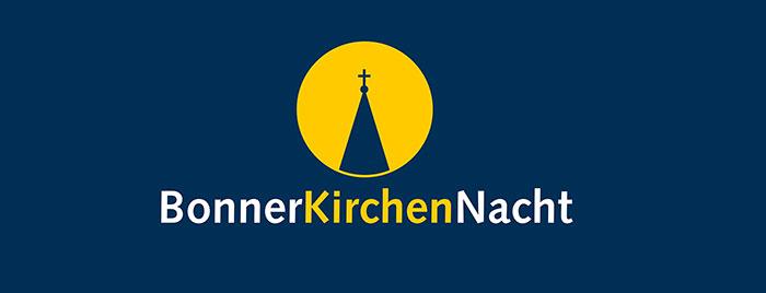Logo BonnerKirchenNacht © BonnerKirchenNacht